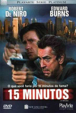15 Minutos (2001) Dublado Torrent Download