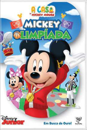 Filme A Casa Do Mickey Mouse - Mickey Olimpíada Torrent