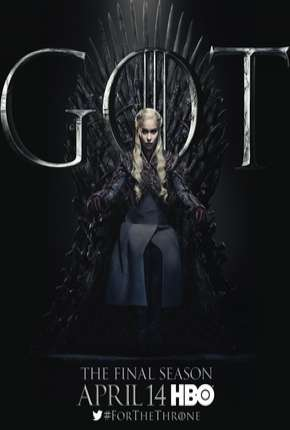 Série Game of Thrones - 8ª Temporada Torrent