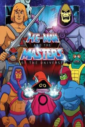 Desenho He-Man e os Defensores do Universo Torrent