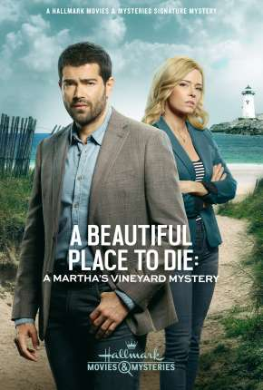 Poster A Beautiful Place to Die - A Marthas Vineyard Mystery - Legendado Download via Torrent