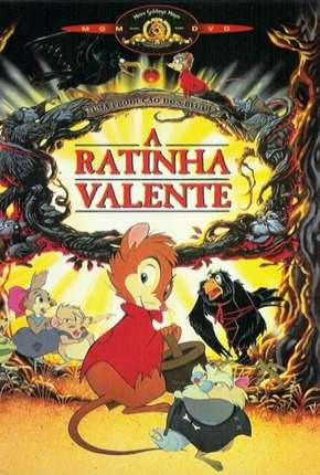 Filme A Ratinha Valente - BluRay Torrent