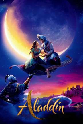 Filme Aladdin - Legendado Torrent