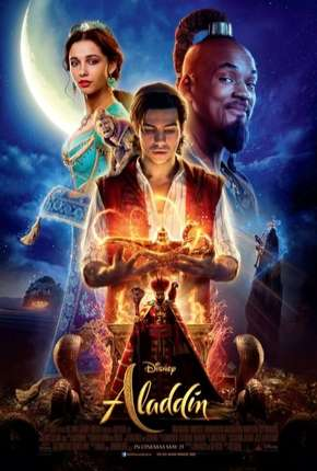 Filme Aladdin - Live Action Torrent