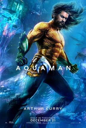Filme Aquaman - IMAX OPEN MATTE Torrent