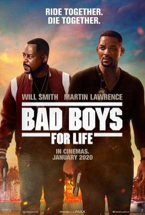 Filme Bad Boys Para Sempre - Legendado Torrent