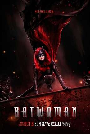 Série Batwoman - 1ª Temporada Legendada Torrent