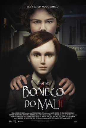 Filme Brahms - Boneco do Mal II - Legendado HDRIP Torrent