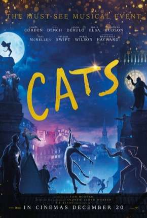 Filme Cats - Legendado HDRIP Torrent