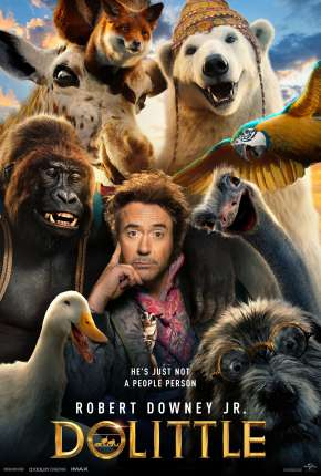Filme Dolittle - Legendado HDRIP Torrent