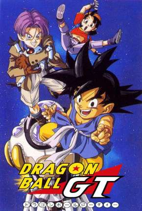 Anime Dragon Ball GT  - Completo Torrent