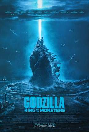 Filme Godzilla 2 - Rei dos Monstros Torrent