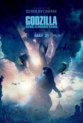 Filme Godzilla 2 - Rei dos Monstros Legendado Torrent