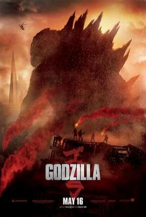 Filme Godzilla BluRay Torrent