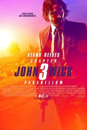 Filme John Wick 3 - Parabellum - Legendado Torrent