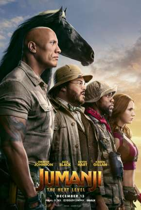Filme Jumanji - Próxima Fase - Legendado HDRIP Torrent