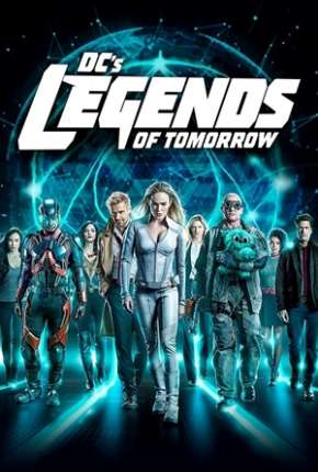 Série Legends of Tomorrow - Lendas do Amanhã 5ª Temporada Legendada Torrent