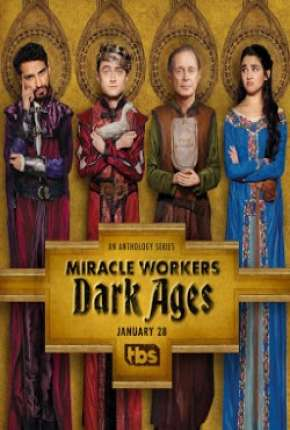 Série Miracle Workers 2ª Temporada - Legendada Torrent