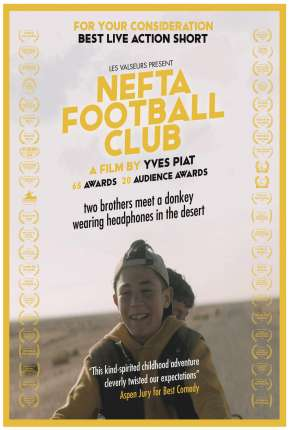 Filme Nefta Football Club - Legendado Torrent