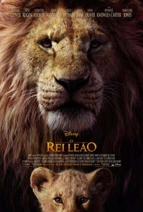 Filme O Rei Leão - The Lion King Torrent