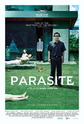 Filme Parasita - Parasite Legendado Torrent