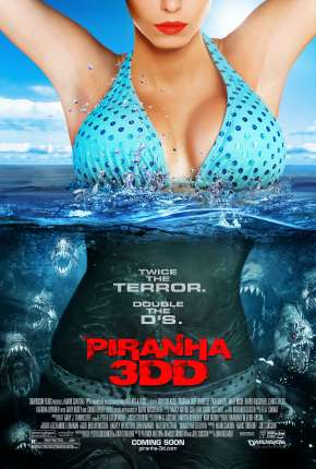 Filme Piranha 2 Torrent