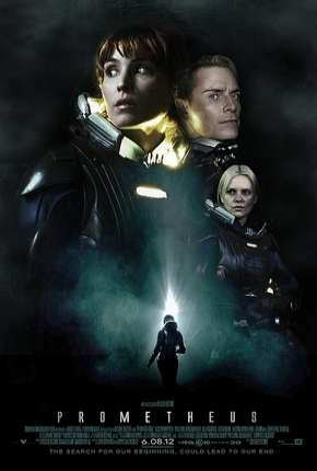 Filme Prometheus - IMAX OPEN MATTE Torrent