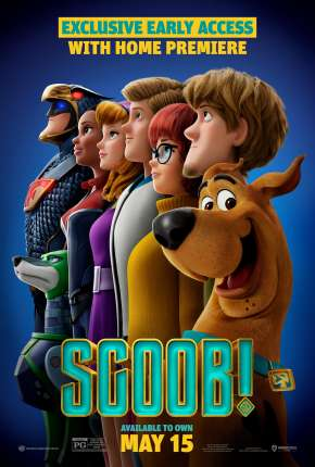 Filme Scooby! - O Filme - R5 Torrent