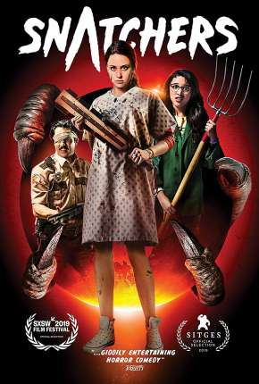Filme Snatchers - Gravidez Monstruosa Torrent