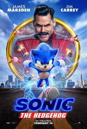 Filme Sonic - O Filme - Legendado HDRIP Torrent