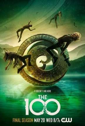 Série The 100 - 7ª Temporada Legendada Torrent