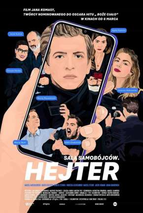 Filme The Hater - Legendado Torrent