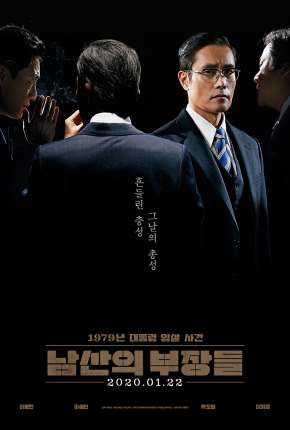 Filme The Man Standing Next - Legendado Torrent