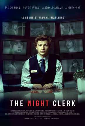 Filme The Night Clerk - Legendado Torrent