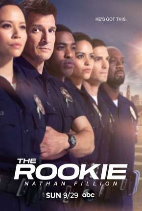 Série The Rookie - 2ª Temporada Legendada Torrent