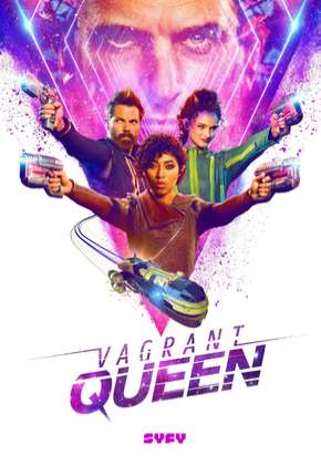 Série Vagrant Queen - 1ª Temporada Legendada Torrent