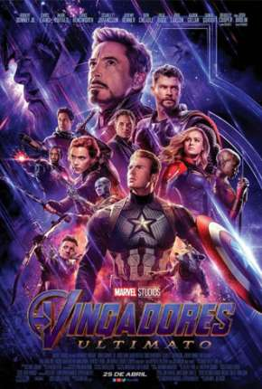 Filme Vingadores - Ultimato Torrent