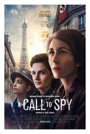 Filme A Call to Spy - Legendado Torrent