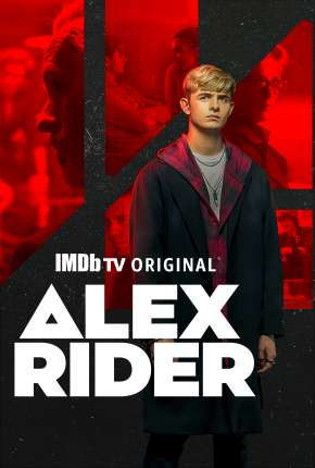 Série Alex Rider - 1ª Temporada Completa Torrent