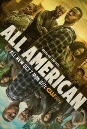 Série All American - 2ª Temporada Torrent