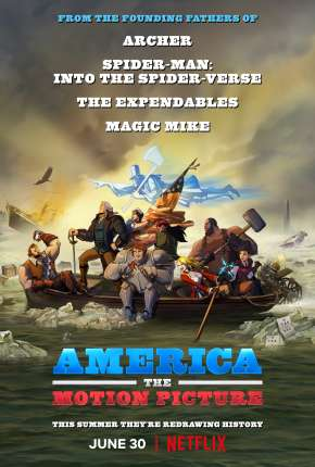 Filme America - The Motion Picture Torrent