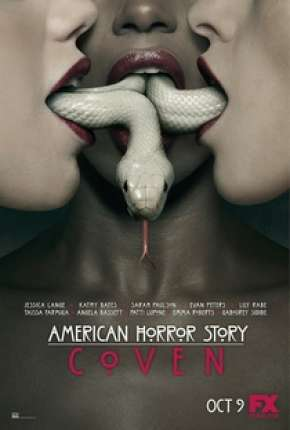 Série American Horror Story - Coven - 9ª Temporada Torrent