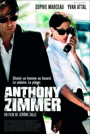 Filme Anthony Zimmer - A Caçada Torrent
