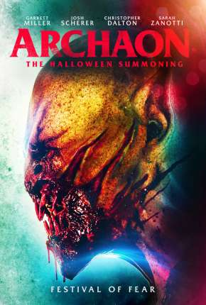 Filme Archaon - The Halloween Summoning - Legendado Torrent