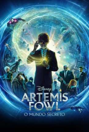 Filme Artemis Fowl - O Mundo Secreto Torrent