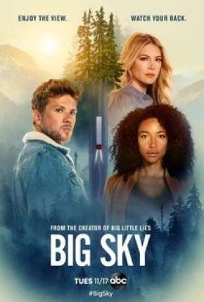 Série Big Sky - 1ª Temporada Legendada Torrent