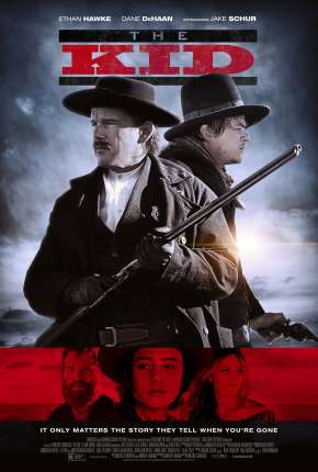 Filme Billy The Kid - O Fora da Lei Torrent