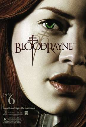 Filme BloodRayne - Trilogia Torrent