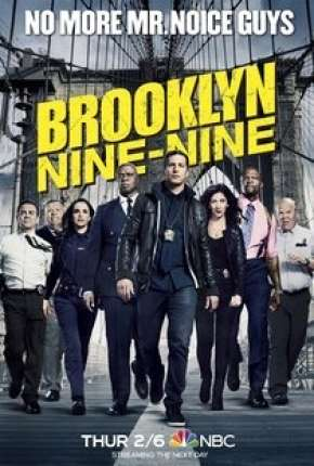 Série Brooklyn Nine-Nine - 7ª Temporada Torrent