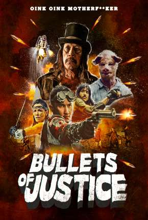 Filme Bullets of Justice - Legendado Torrent